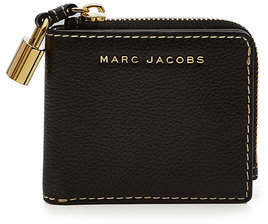 Marc Jacobs Snap Leather Wallet