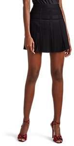 GIOVANNIBEDIN Women's GM Pleated Miniskirt - Black