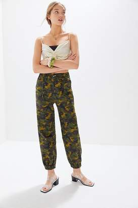 Urban Outfitters Jane Camo Utility Pant