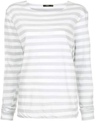 Bassike striped sailor T-shirt