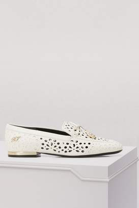Roger Vivier Perforated moccasins