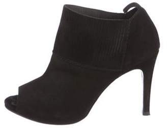 Pedro Garcia Suede Ankle Boots Black Suede Ankle Boots
