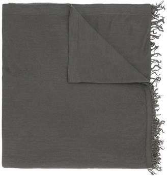 Rick Owens Sisyphus knit blanket