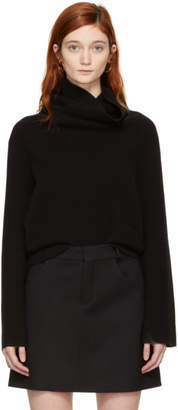 Chloé Black Cashmere Turtleneck