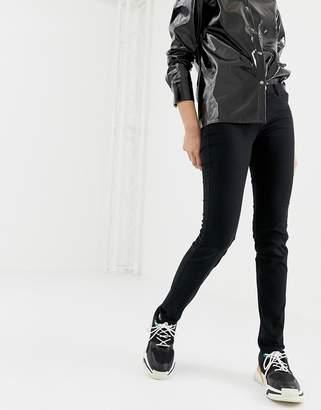 Love Moschino Logo Heart Skinny Jeans