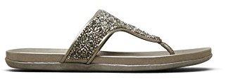 Kenneth Cole REACTION Women's Slim Slider Flip Flop $29.99 thestylecure.com