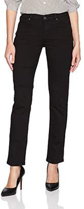 Miraclebody Jeans Miracle Body Women's Believe 5 Pocket Straight Leg Jean