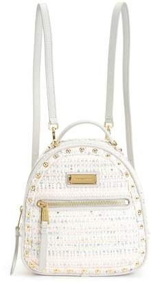 Juicy Couture Bel Air Tweed Mini Backpack
