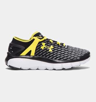 Under Armour Boys' Grade School SpeedForm® Fortis Reflective Running Shoes