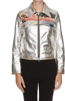 Golden Goose Mira Leather Jacket