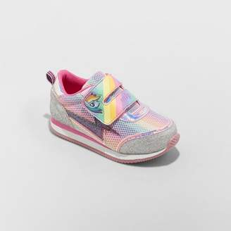 Hasbro Toddler Girls' My Little Pony Retro Jogger Sneakers - Pink