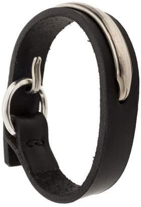 Werkstatt:Munchen Hook Cross bracelet