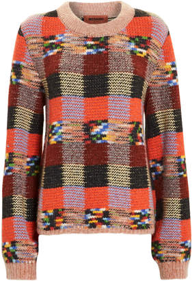 Missoni Plaid Pullover