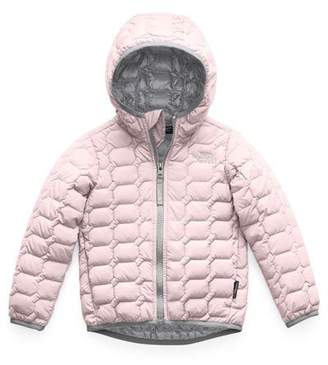 The North Face Quilted ThermoBall Hooded Jacket, Size 2-4T