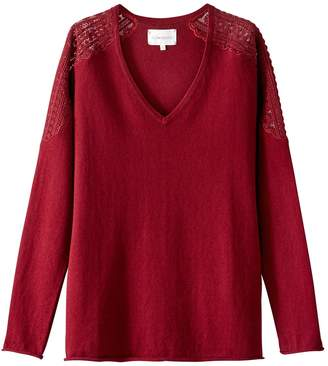 Express SUD Jumper with Lace Detail