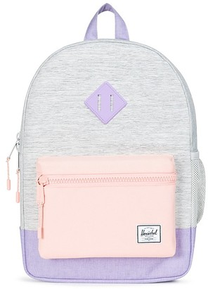 Herschel Supply Co. Girls' Heritage Youth Backpack $50 thestylecure.com