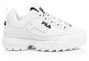 aeb53467f84d Fila Men s Disruptor II Premium Leather Sneakers
