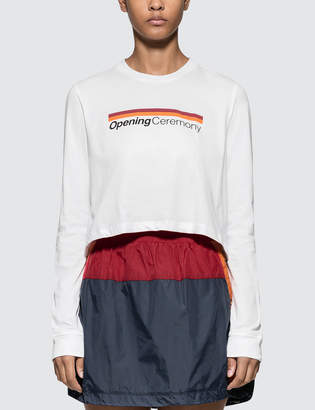 Opening Ceremony Oc Graphics Long Sleeve T-shirt