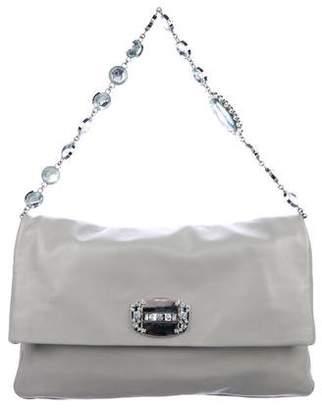 Miu Miu Embellished Evening Bag