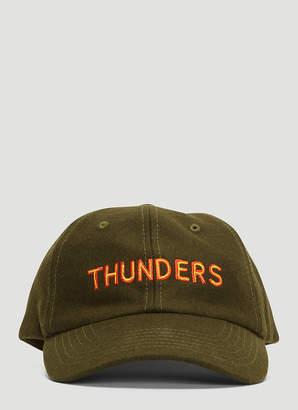 Mr Thunders Logo Cap in Khaki