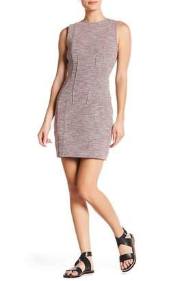 Theory Hourglass Tweed Dress