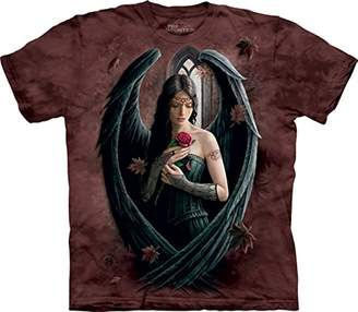 The Mountain Adult Unisex T-Shirt - Angel Rose