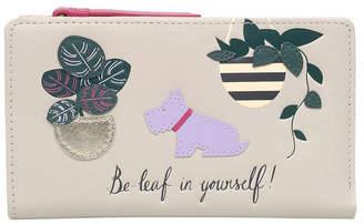 Radley Be-Leaf In Yourself Zip Top Wallet