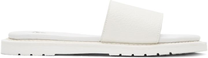 Dr. MartensDr. Martens White Cierra II Slide Sandals
