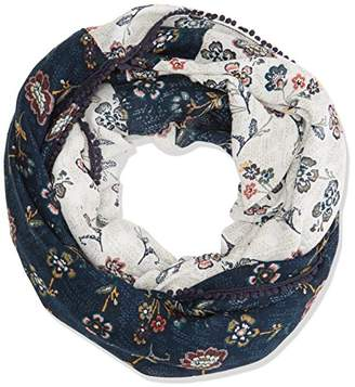Fat Face Women's Floral 2 Part Scarf,(Manufacturer Size: One)