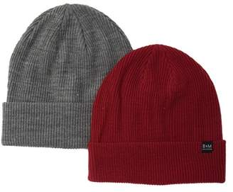 Bickley + Mitchell Knit Beanie - Pack of 2