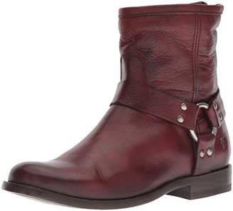 Frye Women's Phillip Harness Short Ankle Boot