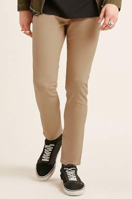 Forever 21 Five-Pocket Skinny Jeans