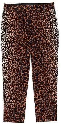 Derek Lam Mid-Rise Straight-Leg Pants w/ Tags