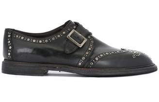 Dolce & Gabbana studded monk shoes