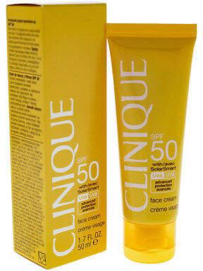 Clinique Face Cream SPF 50 with SolarSmart Sunscreen 50.15 ml SKINCARE