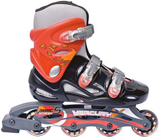 Blade X Mercury V Junior Skates Black / Orange US 6
