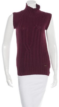 Barbour Merino Wool-Blend Sweater Vest $115 thestylecure.com