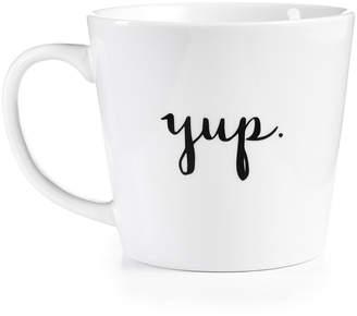 The Cellar Words Nope Yup Mug, Created for Macy's