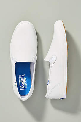 d890b35de17 Keds Champion Leather Slip-On Sneakers