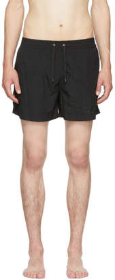 Everest Isles Black Swimmer 01 Swim Shorts