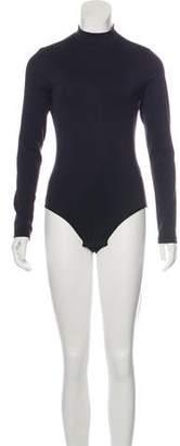Flynn Skye Casual Long Sleeve Bodysuit w/ Tags