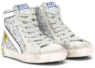 Golden Goose Kids Slide sneakers