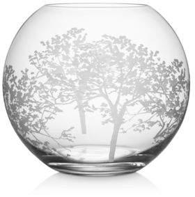Orrefors Large Organic Vase