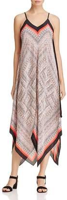 NIC+ZOE Summer Solstice Handkerchief Dress $198 thestylecure.com