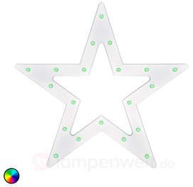 RGB-LED-Silhouette Multi-Pix