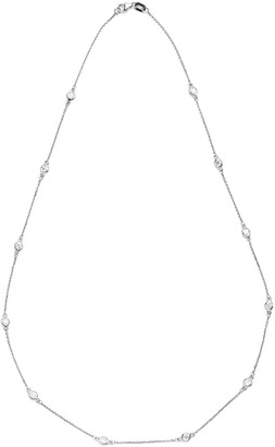 LeVian Suzy Diamonds Suzy 14K 0.40 Ct. Tw. Diamond Station Necklace