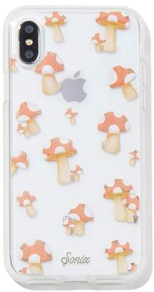 Sonix Mushroom Clear Coat iPhone X\u002FXS Case