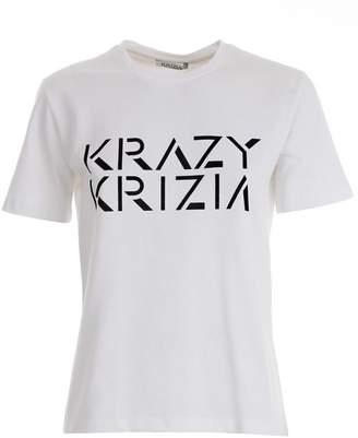 Krizia Printed T-shirt