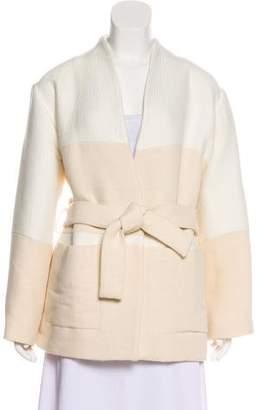 IRO Colorblock Short Coat