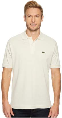 Lacoste Short Sleeve Classic Pique Polo Shirt Men's Short Sleeve Pullover